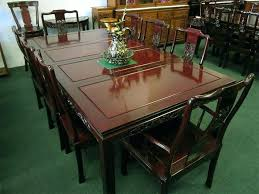 Antique Rosewood Dining Room Set Ebay Table And Chairs Chair Cushions 1 Solid Furniture Style To