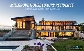 100 Luxury Residence Millgrove House Hamilton ON Canada
