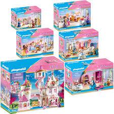playmobil 70447 51 2 3 4 5 princess 6er set real de