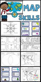 Halloween Haunt Worlds Of Fun Map by Best 25 Map Skills Ideas On Pinterest Teaching Map Skills Map