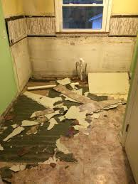 Removing Asbestos Floor Tiles In California by Possible Asbestos Tile What To Do
