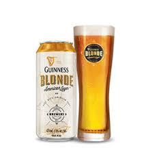 Guinness Blonde Lager