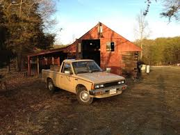 100 1985 Nissan Truck Andre Surless Pickup On Wheelwell