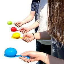 Amazon Elite Sportz Birthday Party Games for Kids 3 All Time Favorite Kids Games the Potato Sack Race the 3 Legged Relay Race and the Egg and Spoon