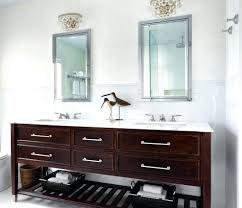 subway tile bathrooms mirror with lights for bedroom lake