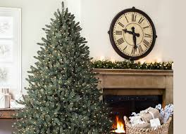 Dunhill Christmas Trees by Innovative Decoration Full Artificial Christmas Trees Snowy