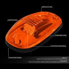 100 Running Lights For Trucks DNA Motoring 20022018 Dodge Ram 15005500 5 X Amber Lens LED