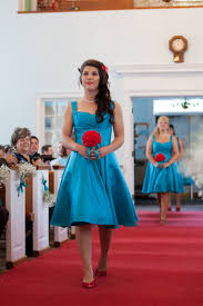 teal bridesmaids u0027 dresses red and aqua wedding red and teal