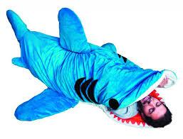 Bean Bag Bed Shark Tank by Lovable Shark Sleeping Bag U2013 Radioritas Com