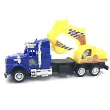 100 Truck And Tractor Pulling Games Boy And Girl Playing Construction Small Car Toy Pull