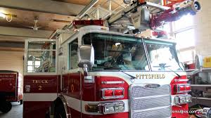 Pittsfield's Newest Fire Truck Arrives / IBerkshires.com - The ...