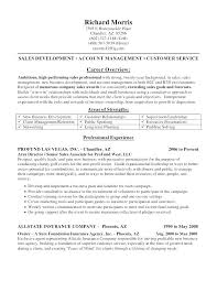 Insurance Resume Examples Example Manager Sample