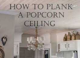 finally easily remove a popcorn ceiling with this new ceiling