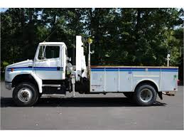 100 Bucket Trucks For Sale In Pa 2004 NATIONAL N65A Boom Crane Truck Auction Or