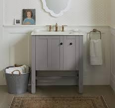 Windsor 22 Narrow Depth Bathroom Vanity by Collections Kohler