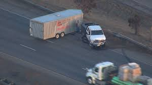 A Pickup Truck Pulling A Trailer That Jack-knifed On Interstate 70 ... Semi Jackknifes On Icy Hwy 20 Driver Cited Ktvz Two Police Officers 2 Others Injured In Crash When Truck Jackknifed Semi Creates Traffic Snarl I44 Near Catoosa Tulsas I75 Reopens After Jackknifed Cleared Sw Detroit Causes Sthbound I15 Salt Jackknifed Truck Youtube Route 3 North Closed Near Putnam Bridge For Tractor A Hgv Heavy Goods Vehicle Lorry Stuck A Stock Delays I65 Tractor Trailer I91 New Haven Connecticut Shuts Down Inrstate 15 Bannock County Wreck I70 Cdot Offering Tire Checks