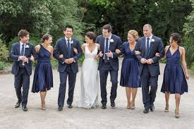 Blue Wedding Party Suits Ideas About Tuxedo Styles On Suit For