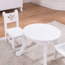 Kidkraft Heart Kids Table And Chair Set by Lil U0027 Doll Table U0026 Chair Set