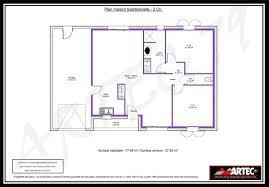 plan maison plain pied 2 chambres plans de maisons constructeur deux sèvres