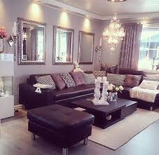 Brown Couch Decorating Ideas Living Room by Mirror Wall Decoration Ideas Living Room Home Decor Ideas Home
