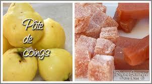 pate de coing rapide pâte de coings ou pâte de fruits d or nature ou au citron