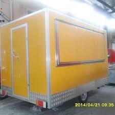 100 Food Truck Window Mobile Kitchen Utility Trailer Businessfood Cart Trailer