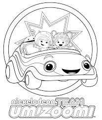 Epic Umizoomi Coloring Pages 72 With Additional Free Book