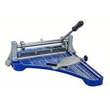 Handheld Tile Cutter Diamond by Rubi Speed 24 In Tile Cutter 13961 The Home Depot