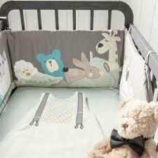 tour de lit bebe garon pas cher tour de lit bb pas cher tour de lit doudou et compagnie pour bb