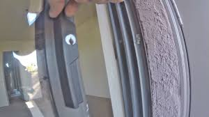 Andersen Patio Door Lock Instructions by How To Install Patio Porch Sliding Glass Door Lock Plus Key Alike