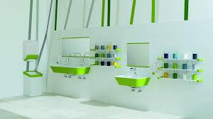 hewi farbenfrohe sanitäreinrichtung für kinder haustec