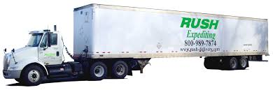 100 Rush Trucking Wayne Mi Delivery Same Day Courier Service