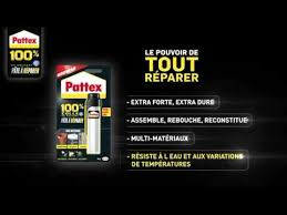 pattex pate a reparer pattex 100 pâte à réparer