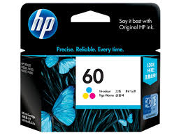 This Review Is FromHP 60 Tri Color Original Ink Cartridge