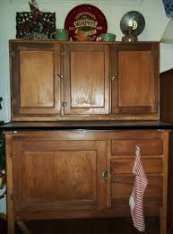 What Is A Hoosier Cabinet by American Homestead What Is A Hoosier Cabinet