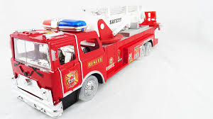 Buy Rescue Team Large Fire Truck With Lights And Sounds Bump N Go ... Buy Rescue Team Large Fire Truck With Lights And Sounds Bump N Go Dickie Battery Operated Try Me 31cm Vintage Tin Fire Truck Battery Operated Toy Made By Nomura Japan Kids Unboxing And Review Dodge Ram 3500 Ride On 45 Off On Kalee 12v Rideon Creative Abs 158 Mini Rc Engine 738 Free Shippinggearbestcom Fisherprice Power Wheels Paw Patrol Powered Toys Playtime That Emob Die Cast Metal Pull Back Toy With Light Funtok Electric Car Trade Radio Flyer For 2 Lot Detail 1950s Tin Chemical