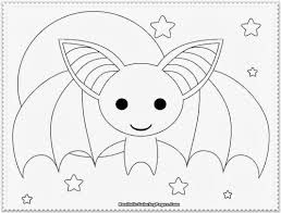 Download Coloring Pages Bat Free Page 5 Fruit