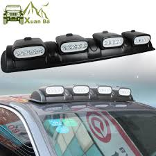 XuanBa 100W LED Light Bar DRL 12V Car Discovery Roof Lights SUV Dome ... Gmc Chevy Led Cab Roof Light Truck Car Parts 264155bk Recon 5pc 9led Amber Smoked Suv Rv Pickup 4x4 Top Running Roof Rack Lights Wiring And Gauge Installation 1 2 3 Dodge Ram Lights Wwwtopsimagescom 5 Lens Marker Lamps For Smoke Triangle Led Pcs Fits Land Rover Defender Rear Cabin Chelsea Company Smoke Lens Amber T10 Cnection Dust Cover 2012 Chevrolet Silverado 1500 Cab Lights Youtube Deposit Taken Suzuki Jimny 13 Good Overall Cdition With Realistic Vehicle V25 130x Ets2 Mods Euro Truck