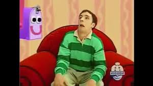 We Just Got A Letter BLUES CLUES SPOFF Video Dailymotion