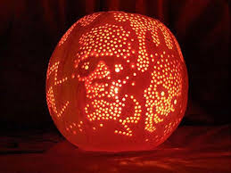 Drilled Jack O Lantern Patterns by 46 Best Drill Pumpkin Carving Ideas Images On Pinterest