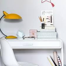 sur le bureau idées rangement pour le bureau décoration