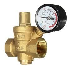 1pc DN20 3 4 Water Pressure Reducing Valve Adjustable Brass