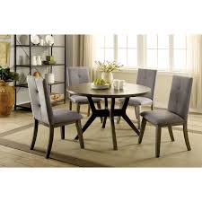 Abelone Mid Century Modern 5 Piece Dining Set With Round Table By Furniture  Of America At Rooms For Less Sonoma Road Round Table With 4 Chairs Treviso 150cm Blake 3pc Dinette Set W By Sunset Trading Co At Rotmans C1854d X Chairs Lifestyle Fniture Fair North Carolina Brera Round Ding Table How To Find The Right Modern For Your Sistus Royaloak Coco Ding With Walnut Contempo Enka Budge Neverwet Hillside Medium Black And Tan Combo Cover C1860p Industrial Sam Levitz Bermex Pedestal Arch Weathered Oak Six