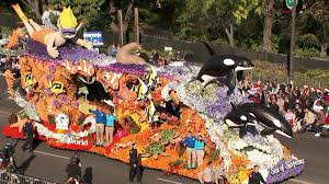 Little Five Points Halloween Parade Pictures by 19 Arrested While Protesting Seaworld Float At Rose Parade Ktla