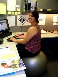 Stability Ball Desk Chair by Furniture Charming Isokinetics Inc Adjustable Back Exercise Ball