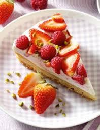 ganz schön fruchtig erdbeer himbeer torte http kochen