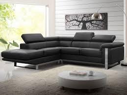 canapé en cuir canapé d angle en cuir de vachette 4 coloris mystique