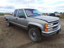 100 1998 Chevy Truck CHEVY 2500 Kendale Parts