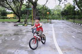 Kids Love Cycling