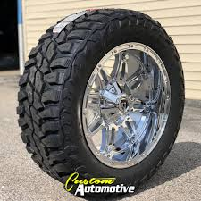 100 Mastercraft Truck Tires Custom Automotive Packages OffRoad Packages 20x10
